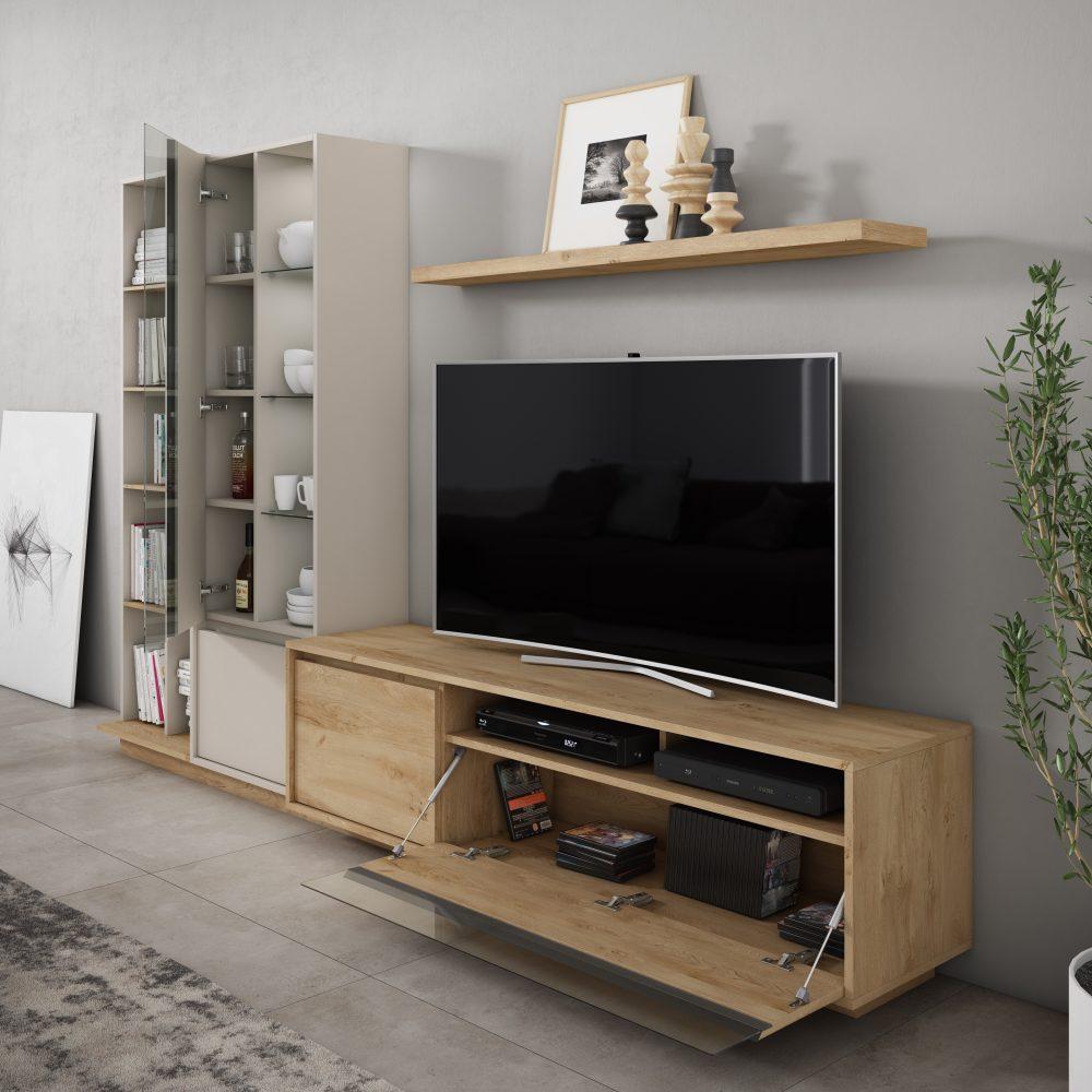 mueble funcional salón